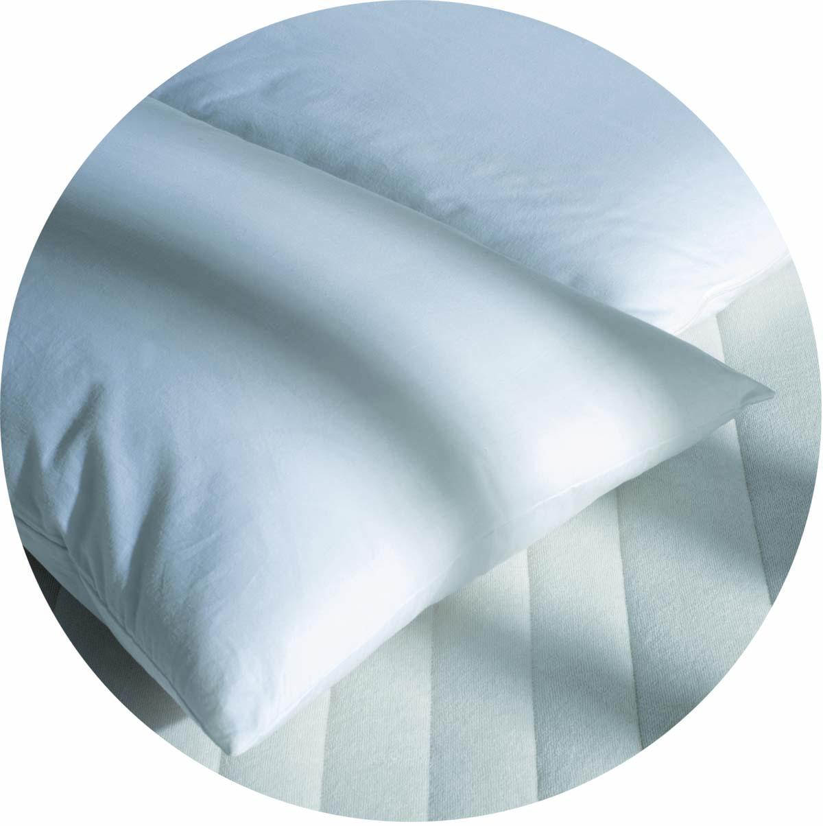 Almohadas de Fibra Soplada