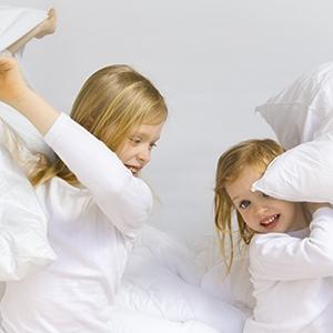 Almohadas de Plumón